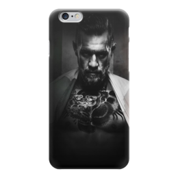 "Чехол для iPhone 6 ""Conor Mcgregor"" - спорт, мма, конор макгрегор, conor mcgregor"