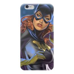 "Чехол для iPhone 6 ""Бэтгёрл (Batgirl)"" - комиксы, batman, бэтмен, batgirl, dc comics"