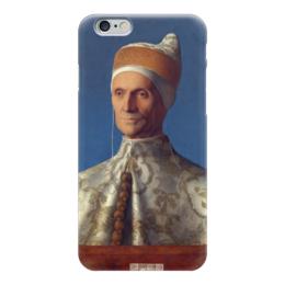"""Чехол для iPhone 6 глянцевый """"Bellini"""" - картина, искусство, kinoart, bellinni, возрождение"""