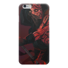 "Чехол для iPhone 6 ""Дарт Мол (Darth Maul)"" - star wars, звездные войны, стар варс, darth maul, ситхи"