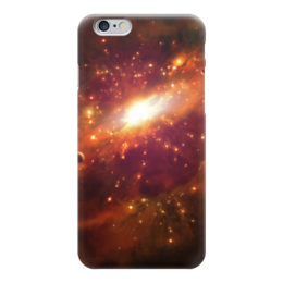 "Чехол для iPhone 6 ""Space"" - space, космос, вселенная, galaxy, thespaceway"