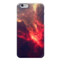 """Чехол для iPhone 6 глянцевый """"Величие Вселенной"""" - space, звезды, космос, наука, thespaceway"""