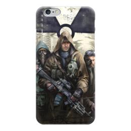 "Чехол для iPhone 6 ""S.T.A.L.K.E.R. Чистое небо"" - игра, сталкер, геймер, stalker, фанат игр"