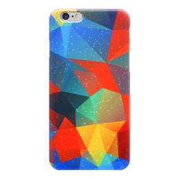 "Чехол для iPhone 6 ""Абстракция"" - узор, стиль, абстракция, абстрактный, рсиунок"