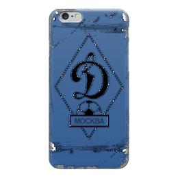 """Чехол для iPhone 6 """"Dinamo Moscow"""" - динамо, динамо москва, dynamo"""