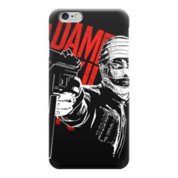 """Чехол для iPhone 6 """"Дуайт МакКарти (Город Грехов)"""" - sin city, город грехов"""