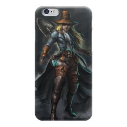 "Чехол для iPhone 6 ""Grave Robber(Darkest Dungeon)"" - robber, darkest, dungeon, gameart, grave"