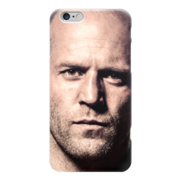 "Чехол для iPhone 6 ""Джейсон Стэтхэм"" - джейсон стэтхэм"