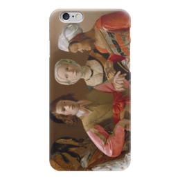 """Чехол для iPhone 6 """"Гадалка (картина Латура)"""" - картина, латур"""