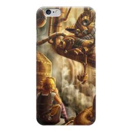 "Чехол для iPhone 6 ""Алиса в стране чудес / стимпанк"" - алиса, steampunk, стимпанк, алиса в стране чудес, фентази"