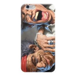 "Чехол для iPhone 6 ""The Rolling Stones "" - the rolling stones, джаггер, ричардс"