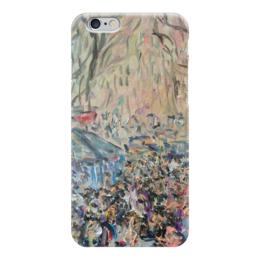 "Чехол для iPhone 6 ""Рамбла"" - улица, прогулка, барселона, испания, рамбла"