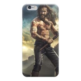 "Чехол для iPhone 6 ""Vikings"" - сериал, воин, викинг, викинги, путь воина"