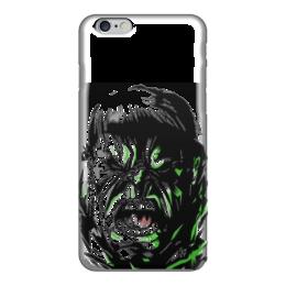 "Чехол для iPhone 6 ""Зеленый Халк "" - арт, супергерои, hulk, халк, superheroes"