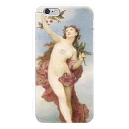 """Чехол для iPhone 6 """"День (Le Jour)"""" - картина, бугро"""