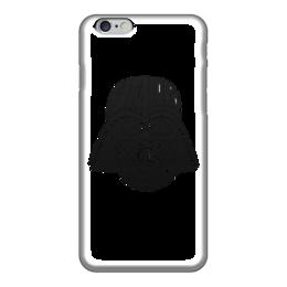 "Чехол для iPhone 6 ""Дарт Вейдер"" - star wars, dark side, darth vader, звездные войны, дарт вейдер, старворс"
