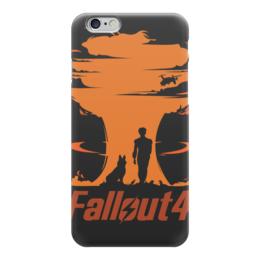 "Чехол для iPhone 6 ""Fallout 4"" - игры, взрыв, fallout, fallout 4"