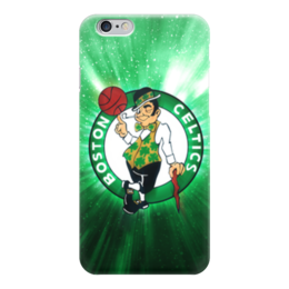 "Чехол для iPhone 6 ""Бостон Селтикс (Boston Celtics)"" - nba, нба, бостон селтикс, boston celtics"