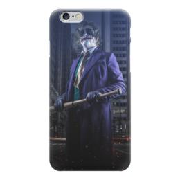 "Чехол для iPhone 6 ""Джокер"" - joker, gotham"