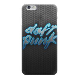"Чехол для iPhone 6 ""Daft Punk"" - daft punk"