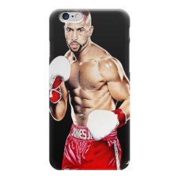 "Чехол для iPhone 6 ""Roy Jones"" - спорт, бокс, рой джонс, roy jones"