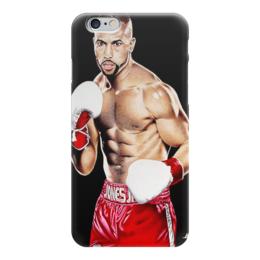 """Чехол для iPhone 6 """"Roy Jones"""" - спорт, бокс, рой джонс, roy jones"""