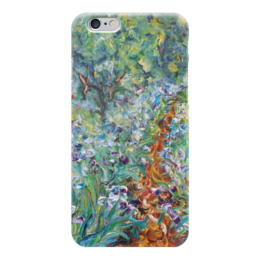 """Чехол для iPhone 6 """"Соловьиный сад"""" - лето, сад, деревня, дорожка, garden"""