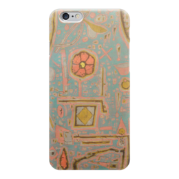 "Чехол для iPhone 6 ""Эффлоресценция"" - картина, клее"