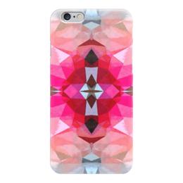 """Чехол для iPhone 6 """"Розовая бомба"""" - розовый, фуксия"""