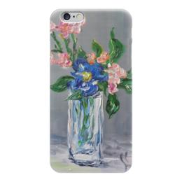 """Чехол для iPhone 6 """"Нежность"""" - весна, радость, красота, цветочки, нежность"""