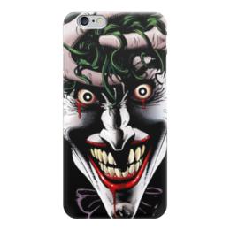 """Чехол для iPhone 6 глянцевый """"Джокер"""" - joker"""