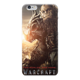 "Чехол для iPhone 6 глянцевый ""World of Warcraft "" - world of warcraft, wow"