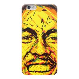 "Чехол для iPhone 6 ""Боб Марли (Bob Marley)"" - регги, боб марли, bob marley"