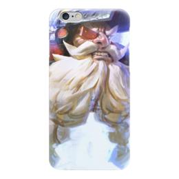 "Чехол для iPhone 6 ""Торбьорн"" - blizzard, близзард, overwatch, овервотч, torbjorn"
