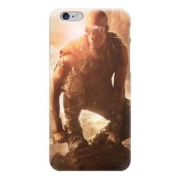 """Чехол для iPhone 6 """"Риддик / Riddick"""" - рисунок, кино, риддик"""