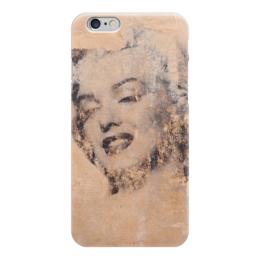 """Чехол для iPhone 6 """"Monroe"""" - movie, мэрилин монро, marilyn monroe"""