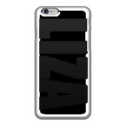 """Чехол для iPhone 6 """"с именем Лиза"""" - лиза, чехол с именем, чехол с именем лиза"""