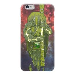 "Чехол для iPhone 6 ""Earth Spirit  Dota 2 "" - арт, dota, dota 2, дота 2"