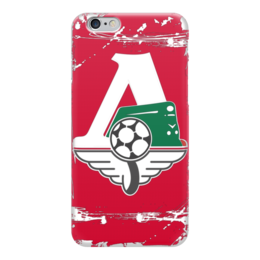 "Чехол для iPhone 6 ""Lokomotiv Moscow"" - футбол, локомотив, локомотив москва, lokomativ"