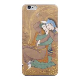 """Чехол для iPhone 6 """"Влюбленные"""" - картина, аббаси"""