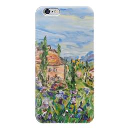 """Чехол для iPhone 6 """"Тоскана"""" - италия, солнце, счастье, красота, небо"""