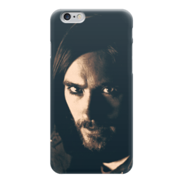 "Чехол для iPhone 6 глянцевый ""Jared Leto 30 seconds to mars"" - арт, музыка, 30stm, rock, jared leto"