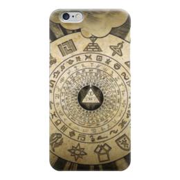 """Чехол для iPhone 6 """"Билл Шифр (Гравити Фолз)"""" - gravity falls, bill cipher"""