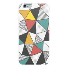 """Чехол для iPhone 6 """"Абстракция"""" - арт, стиль, абстракция, кубизм, модерн"""