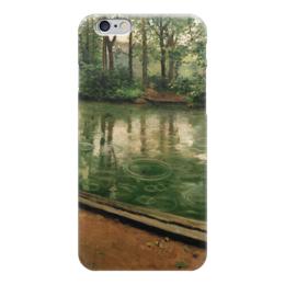 "Чехол для iPhone 6 ""Иер. Эффект дождя"" - картина, кайботт"