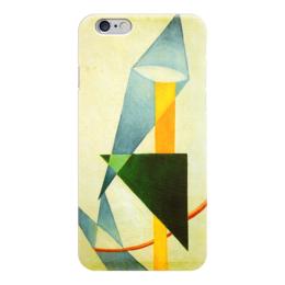 """Чехол для iPhone 6 """"Беспредметная композиция"""" - картина, розанова"""