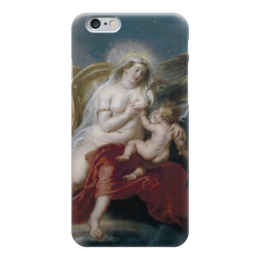 """Чехол для iPhone 6 """"Рождение Млечного Пути"""" - картина, рубенс"""