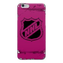 "Чехол для iPhone 6 ""NHL (нхл)"" - хоккей, nhl, нхл"