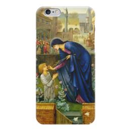 "Чехол для iPhone 6 ""Сказка настоятельницы (The Prioress's Tale)"" - картина, бёрн-джонс"