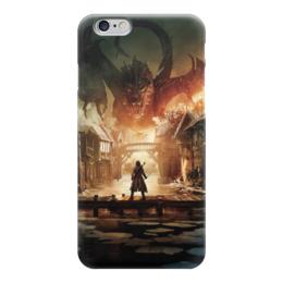 """Чехол для iPhone 6 """"Хоббит"""" - дракон, кино, властелин колец, hobbit, фродо"""